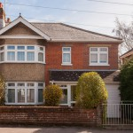 Semi-detached Southampton house